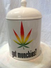 Munchies Jar