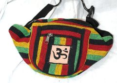 Bum Bag - Rasta