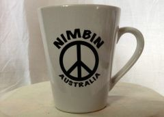 Nimbin Mug - Peace Sign