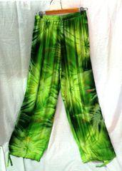 Yoga Pants - Green