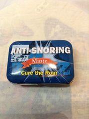 Anti Snoring Mints
