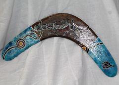 Nimbin Boomerang 12''