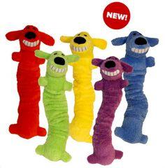 Bungee Scrunchy Loofa Toy