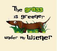 'Grass Is Always Greener' Tee