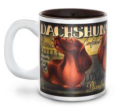 Doxie Mug