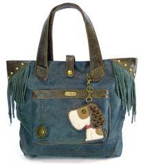 Chala Fringe Tote Bag
