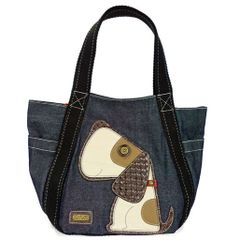 Chala Carryall Zip Tote Bag