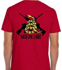 """T5 """"Molon Labe Tall"""""""