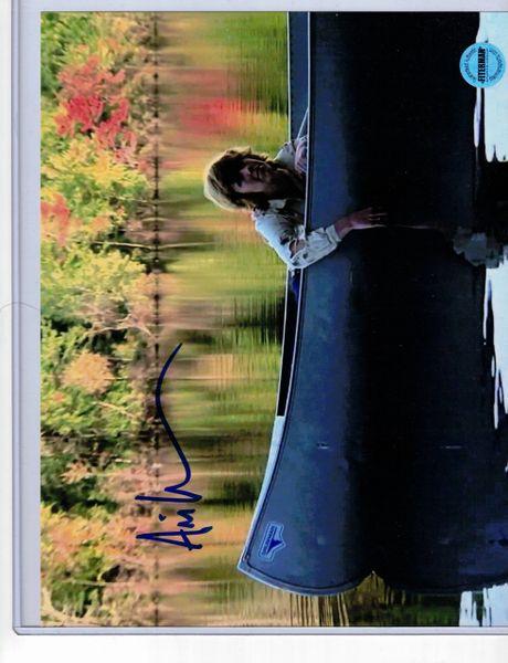 Ari Lehman Friday The 13th Print Autograph