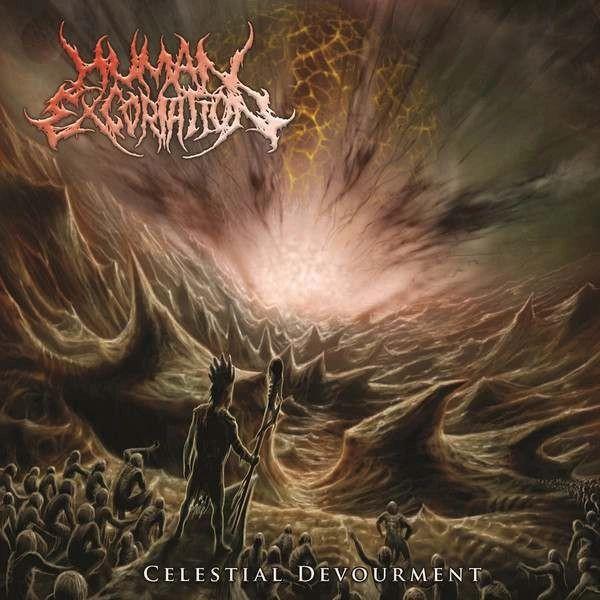 Human Excoriation - Celestial Devourment