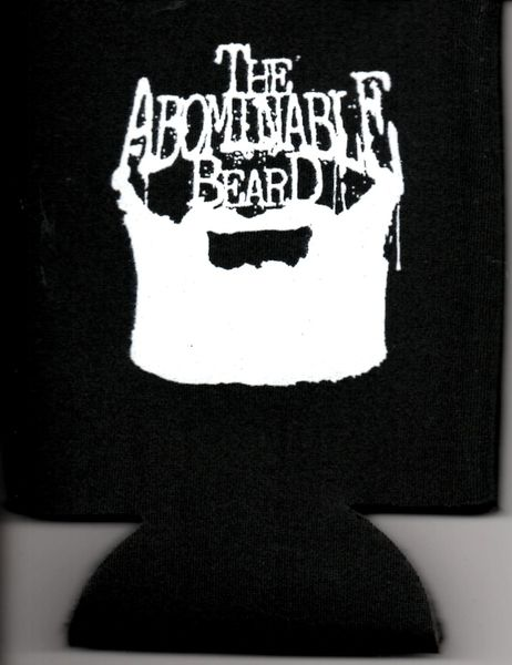 The Abominable Beard Koozie