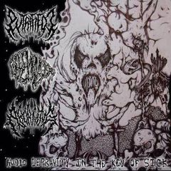 Aborning, Goremonger, Putrified J - Audio Depravity In The Key of Sick