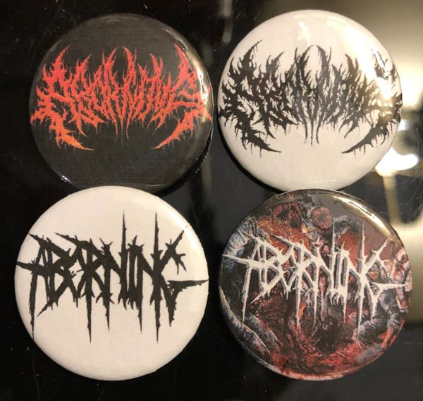 Aborning Button Pack