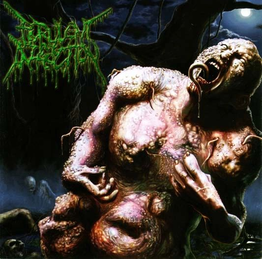 Purulent Infection – Exhuming The Putrescent
