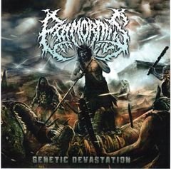 Primordius - Genetic Devastation