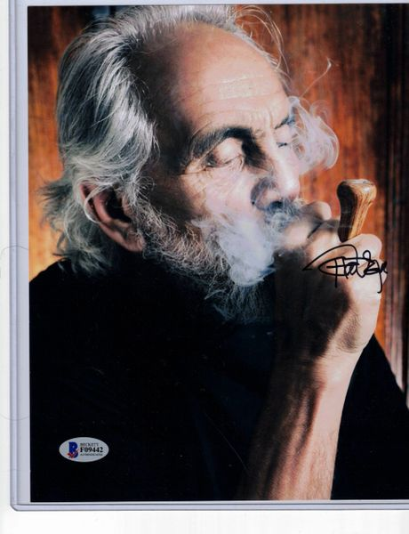 Tommy Chong Print Autograph