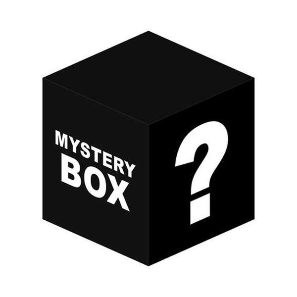 5 Cd Mystery Box - USA