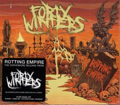 Forty Winters - Rotting Empire