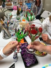 Bridal Paint Parties & Arts Travel Events