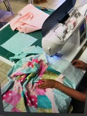 Before & After School Home Economics Sewing Program