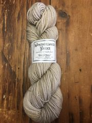 Wonderland Yarns Worsted- Clotted CREam