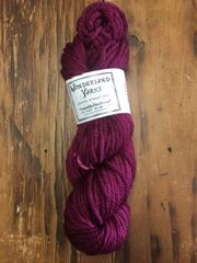 Wonderland Yarns Chunky- Plum Cake