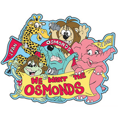 PIN: We Want The Osmonds
