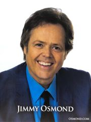 2014 Jimmy Osmond 8x10 Photo