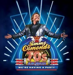 Jimmy Osmond's 70's Jukebox CD