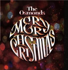 The Osmonds MERRY CHRISTMAS CD