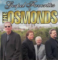 Gospel Favorites by The Osmonds CD