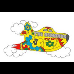 PIN: Osmonds Cartoon Plane