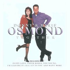 Donny and Marie: Together (Import) CD