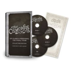 The Osmonds - Up Close & Personal - The Final Tour - Collectors