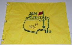 Charles Coody Signed Autographed Auto Masters Pin Flag w/1971 - Augusta National