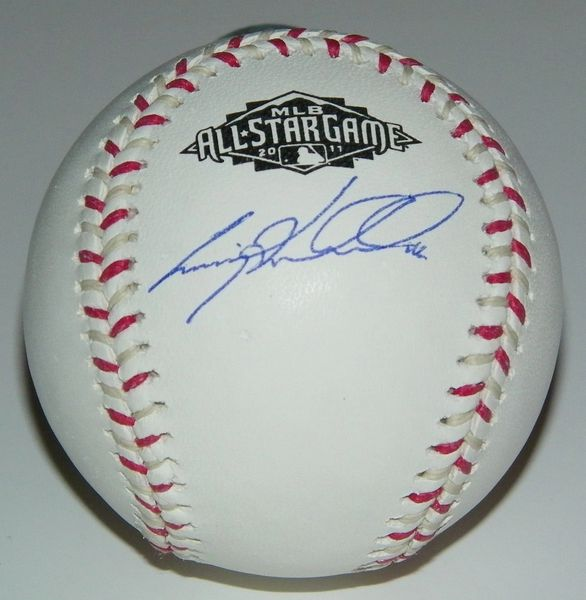 Craig Kimbrell Signed Autographed Auto 2011 All Star Baseball