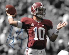 A. J. McCarron Signed Autographed Auto 8x10 Spotlight Photo - Proof
