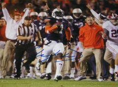 Chris Davis Signed Autographed Auto Auburn Tigers 2013 Iron Bowl 8x10 Photo - Proof