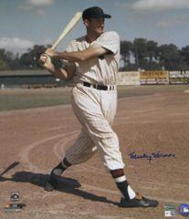 Mickey Vernon Signed Autographed Auto Washington Senators 16x20 Photo - MLB Authentic