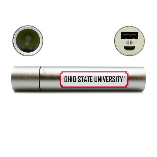 Ohio State Buckeyes Portable Device Charger Power Bank NCAA