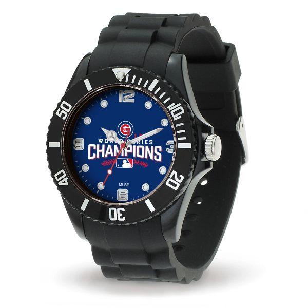 Chicago Cubs Sports Watch 2016 World Series Champions MLB