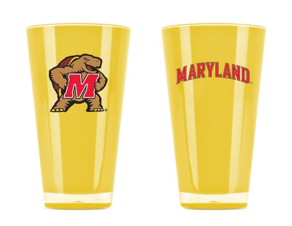 Maryland Terrapins Insulated Tumbler Cup 20oz NCAA Licensed