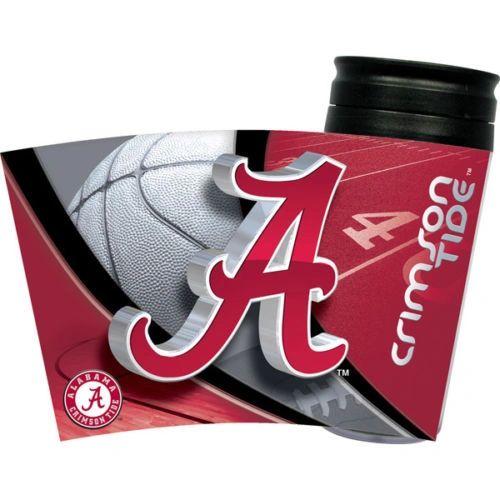 Alabama Crimson Tide Travel Tumbler Coffee Cup NCAA