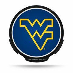 West Virginia Mountaineers LED Window Decal Light Up Logo Powerdecal NCAA