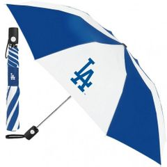 "Los Angeles Dodgers Automatic Push Button Umbrella 42"" MLB Licensed"