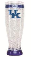Kentucky Widcats Crystal Freezer Pilsner Glass NCAA Licensed