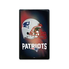 New England Patriots Motiglow Light Up Wall Sign NFL Party Animal