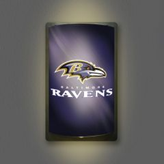 Baltimore Ravens Motiglow Light Up Wall Sign NFL Party Animal