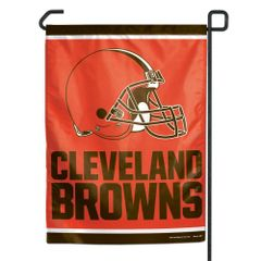 "Cleveland Browns Garden Flag 11"" x 15"" NFL Licensed"