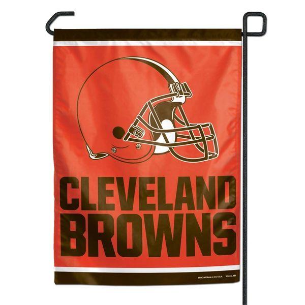 """Cleveland Browns Garden Flag 11"""" x 15"""" NFL Licensed"""